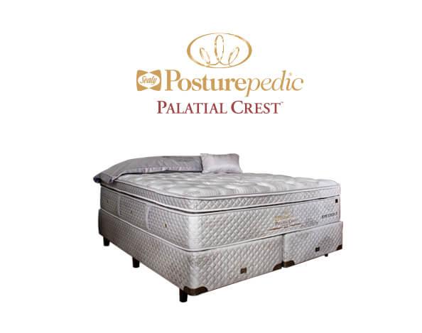 席伊麗床墊 Sealy - Palatial Crest 皇冠系列